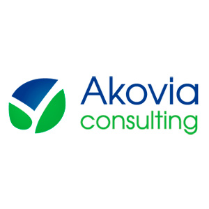 logo Akovia Consulting, Your business partner through Quality