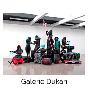 Galerie Dukan, Contemporary arts Paris & Leipzig