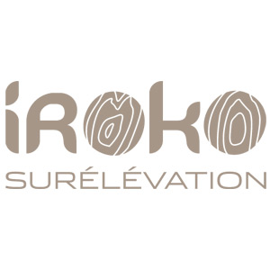 logo Iroko Surélévation Paris