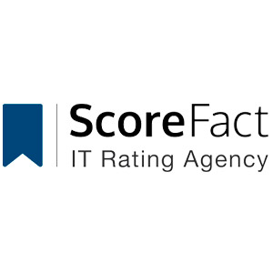 logo ScoreFact, IT rating agency