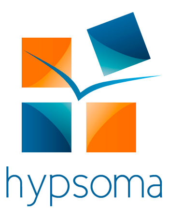 logo Hypsoma, tailored communication solutions - Laurent NICOLAS